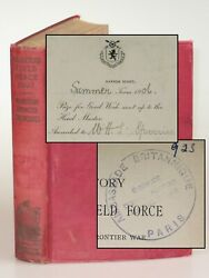 Winston S. Churchill - The Story Of The Malakand Field Force, Silver Library