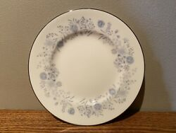 Wedgwood Bone China Belle-fleur Bread And Butter Plate 6 - Set Of 8 In Plastic
