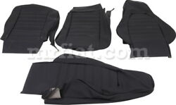 For Porsche 911 930 912 Front Seats Cover Set 1974-84 New