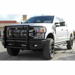 Steelcraft Hd11380rccw Black Hd Front Bumper For 2017-2020 Ford Super Duty New