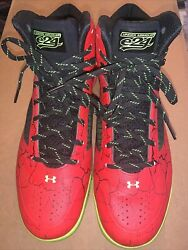 Under Armour E24 ClutchFit Drive 2 Basketball Shoes 1276456 600 Mens Size 12 $35.00