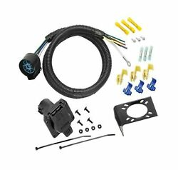 Tow Ready 20224 7-way Trailer Wiring Harness With Bent Pins