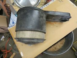 Vintage 6 Cyl Air Cleaner Assembly 1958 Chevrolet