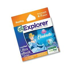 Leapfrog Leappad Ultra Ebook Cinderella Works With All Leappad Tablets