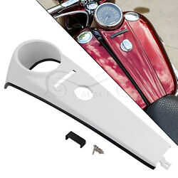 Smooth Tank Dash Fuel Console Cover For Harley Heritage Softail Springer Fatboy
