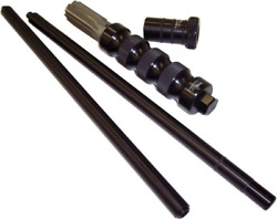 King Racing Products 2504 Torsion Bar Reamer For Mini Sprint 7/8in Bar