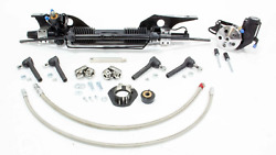Unisteer Perf Products 8010830-01 Power Rack And Pinion - 67-70 Mustang