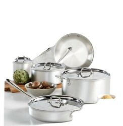 All-clad Master Chef 9-pc. Cookware Set - Last One