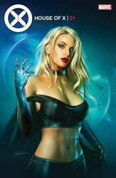 House Of X 1 Shannon Maer Trade Dress Variant - Nm Or Better - Emma Frost