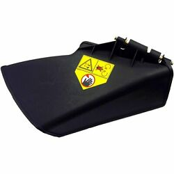Mtd Brands 631-05229 Black Plastic Riding Mower Chute Assembly Parts Accessory