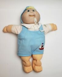 Vintage 1985 Cabbage Patch Doll Baby Kid