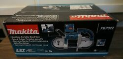 New Makita 18-volt Lxt Cordless Portable Band Saw Xbp02z [tool Only]