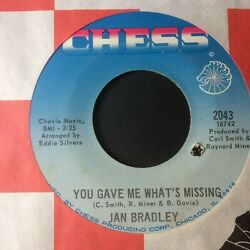 Jan Bradley You Gave Me Whatand039s Missing On Usa Chess 2043