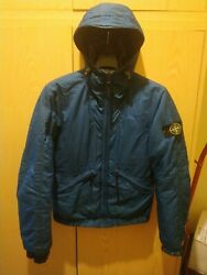 Stone Island 3 In 1 Goose Down Jacket