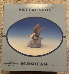 1992 Ski Country 50ml Oldsquaw Duck Decanter