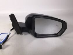 2g1857508q Silver La7w Exterior Mirror Right Vw Polo Vi Aw Bz 1.0 Tsi 70 Kw