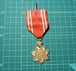 Military Antique School Education House Lords Badge Insignia Medal 1906 Japan