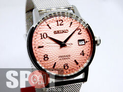 Seiko Presage Cocktail Tequila Sunset Limited Automatic Ladies Watch Srpe47j1
