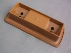 Used 1971 Ford Galaxie Brown Plastic Short Arm Rest Base D0ab-6231604-aw