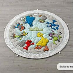 Land Of Nod And Crateandkids Sesame Street Play Mat Ages 0+ Brand New In Packaging