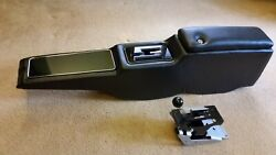 Custom Andrsquo69 Gto Console W/ Dual Gate Shifter. And03968and039-and03972 Pontiac Gto Lemans Tempest