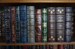 Gryphon Classics Of Medicine Library Leather 50 Volumes New And Sealed