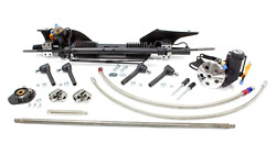 Unisteer Perf Products 8010890-01 Power Rack And Pinion - 65-66 Mustang