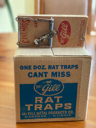 Rat Trap Trapping Not Newhouse Rodent Display Box