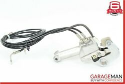 90-02 Mercedes R129 Sl320 Left Convertible Top Hydraulic Bow Extension Cylinder