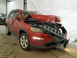Automatic Transmission Engine Id Ede 6 Speed Fwd Fits 17-18 Compass 542112