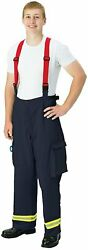 Extrication Pant, 9oz Indura, Bunker Pant, Topps Safety Size 44x32
