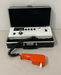 Horwell Neurothesiometer W/parke-davis Case And Battery No Battery Charger