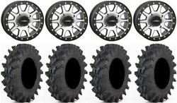 System 3 Sb-3 Mach 14 Wheels 32 Outback Max Tires Can-am Renegade Outlander