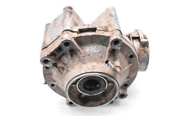 18 Can-am Renegade 570 Xmr 4x4 Rear Differential Gear Case Housing For Parts