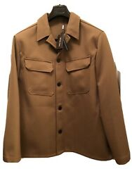 650 Man Jacket Camel Color Size Xl Brand New With Tags.