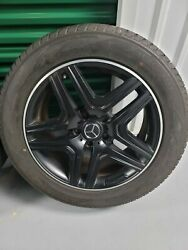 20andrdquo Mercedes G63 G65 G Wagon Factory Oem Amg Rims Wheels And Tires G-class