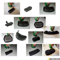 Parts - Gentex And Ops-core - F.a.s.t. / Helmet Parts Single Many Types - New