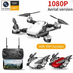1080p Hd Wifi Fpv Foldable Drone 20min Standby Time Gesture Shooting Recording