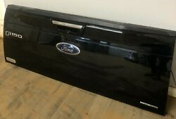 2017 Ford F150 Black Tailgate W/ Step And Camera