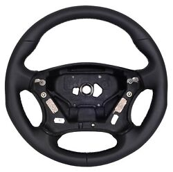 Steering Wheel Fit To Mercedes C-class W203 Leather 90-951