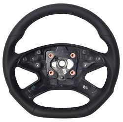 Steering Wheel Fit To Mercedes Ml W164 After Facelift Leather 90-1964
