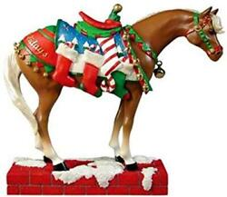 Trail Of Painted Ponies Happy Holidays 2005 Ornament Westland Hard-to-find