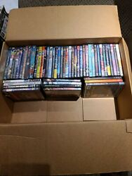 Huge Anime Dvd Collection/lot Must See Over 50 Dvds Plus Sets Free Shipping