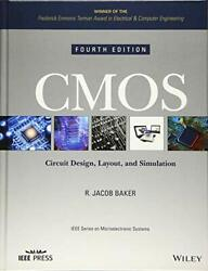 Cmos Circuit Design, Layout, And Simulation Ieee Press Series On Microelect…