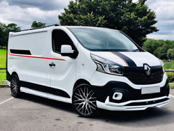 Plastic Body Kit Conversion For Renault Trafic 64+