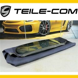 Orig. Porsche Boxster 986.2 Hood Covering Complete/glass Plate Blue / Top Cover