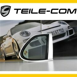 Top + Orig. Porsche Cayenne 955 2003-2006 Side Window Tinted Right /