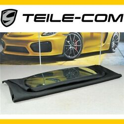Top + Orig.porsche 986 Boxster Facelift 2003- Hood Covering With Glass Black