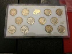 United States Buffalo Nickels - Excuisite Set - Curated Over The Years.