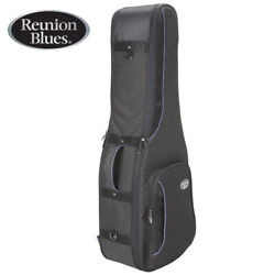 Reunion Blues Rbc2e Continental Voyager Double Electric Guitar Padded Gig Bag